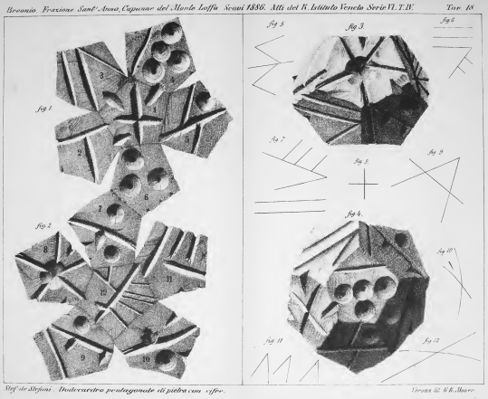 An Etruscan Dodecahedron