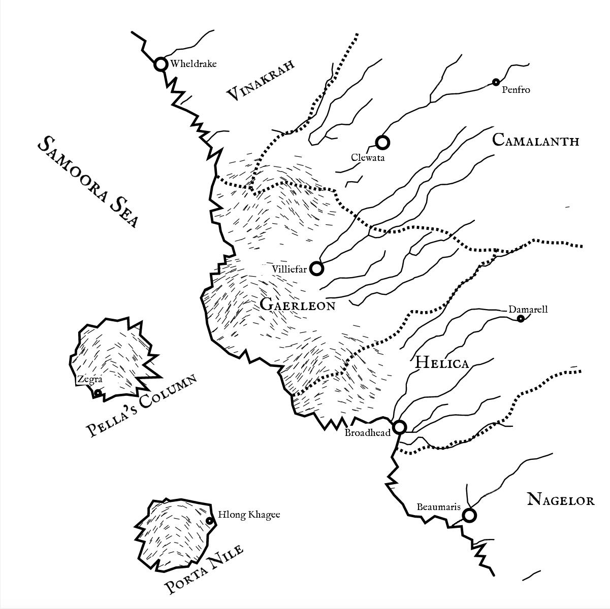 Samoora Sea